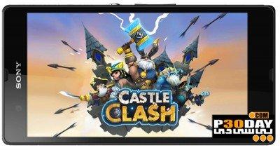 دانلود بازی Castle Clash v1.2.44 برای اندروید