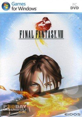 دانلود بازی Final Fantasy VIII برای PC