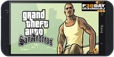 دانلود بازی GTA: San Andreas v1.01 اندروید