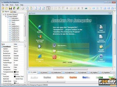 Longtion AutoRun Pro Enterprise 14.5.0.380 – ابزار ساخت AutoRun