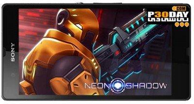 دانلود بازی Neon Shadow v1.33 برای اندروید