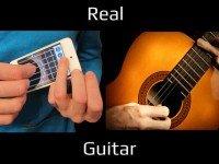 دانلود برنامه Real Guitar v1.8 برای اندروید