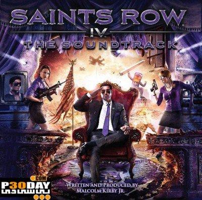 دانلود آلبوم موسیقی متن بازی Saints Row IV