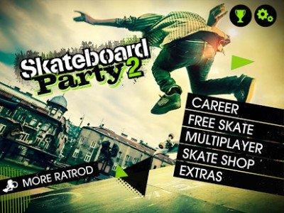 Skateboard Party 2 4