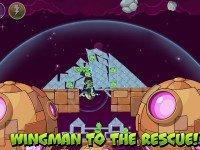 دانلود Angry Birds Space HD 2.2.14 - بازی انگری بیردز اسپیس