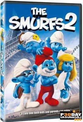 دانلود دوبله فارسی انیمیشن The Smurfs 2 با لینک مستقیم