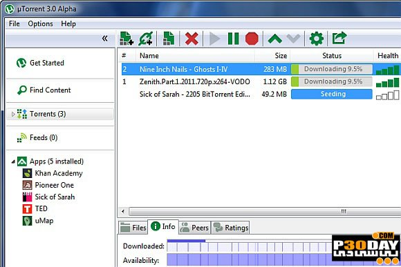 UTorrent Pro 3.5.5 B45311 - From Micro Torrent To Torrent