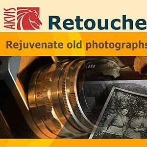 دانلود AKVIS Retoucher 8.1.1156 – نرم افزار ترمیم عکس های قدیمی