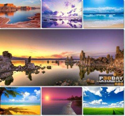 دانلود 100 والپیپر زیبای Beautiful Landscapes & Nature