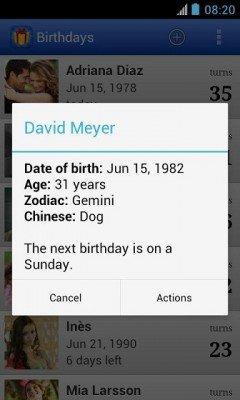 Birthdays 2