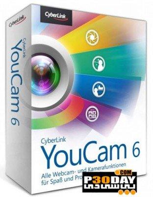 نرم افزار مدیریت وب کم CyberLink YouCam Deluxe 6.0.2326