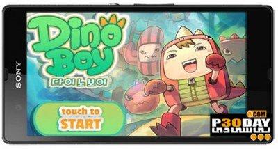 دانلود بازی DinoBoy Rush v1.14 اندروید