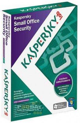 آنتی ویروس تحت شبکه Kaspersky Small Office Security 13.0.4.233