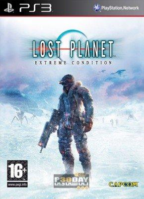 دانلود بازی Lost Planet: Extreme Condition برای PS3