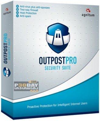 دانلود بسته امنیتی قدرتمند Outpost Security Suite Pro 9.0
