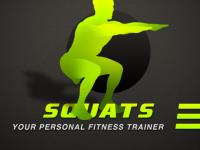 دانلود برنامه ورزشی Squats Pro v2.03 اندروید