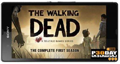 دانلود بازی اندروید The Walking Dead: Complete First Season v1.0.0