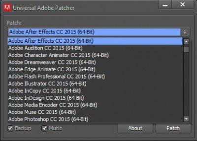 دانلود کرک سالم و تست شده تمامی محصولات شرکت Adobe