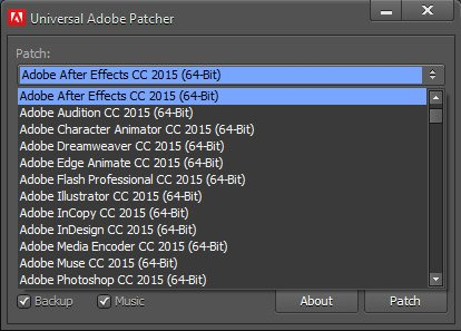 adobe cc 2018 patch