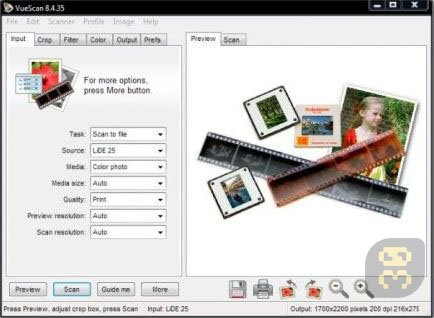 VueScan Pro V9.7.06 - Scan Computer Pictures