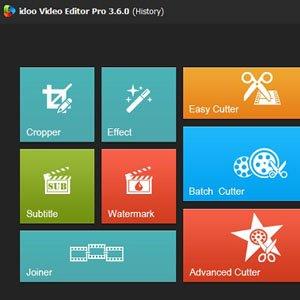 دانلود idoo Video Editor Pro 3.6.0 – ویرایشگر آسان ویدئوها