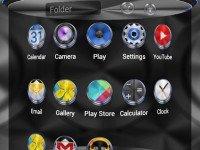 دانلود تم Next Launcher Theme Techno 3D v1.0 آندروید