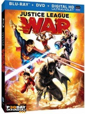 دانلود انیمیشن Justice League  War
