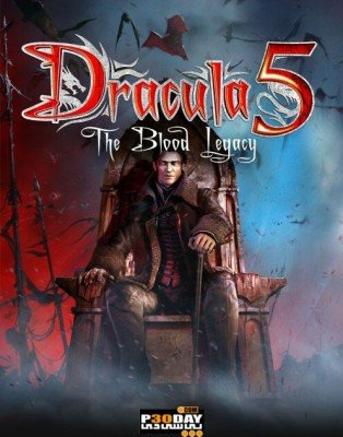 دانلود بازی Dracula 5 : The Blood Legacy