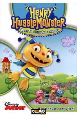 دانلود انیمیشن Henry Hugglemonster Meet the Hugglemonsters