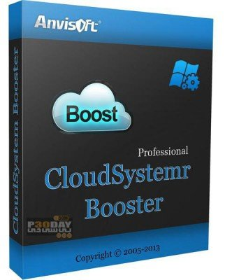 Anvisoft Cloud System Booster Pro 3.6 – افزایش سرعت ویندوز