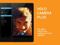 دانلود برنامه دوربین پیشرفته Holo Camera PLUS v2.7.5.3 اندروید