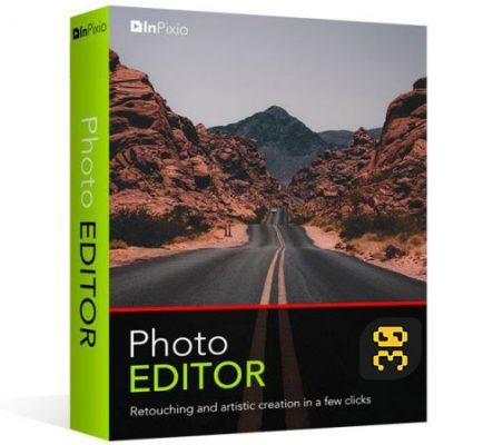 دانلود InPixio Photo Editor 9.2.7093.21330 - نرم افزار ویرایش عکس