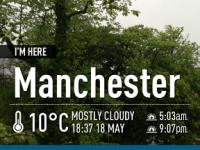 دانلود برنامه هواشناسی InstaWeather Pro v3.5.2 اندروید