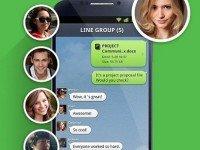 دانلود LINE: Free Calls & Messages 8.19.2 - مسنجر لاین اندروید