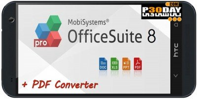 OfficeSuite 8 + PDF to Word Premium v8.0.2421   آفیس سویت اندروید