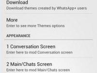 WhatsApp+ (Plus) JiMODs 7.60 - دانلود واتساپ پلاس اندروید