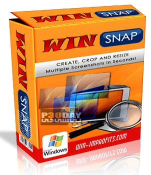 WinSnap V5.1.6 - Desktop Imaging