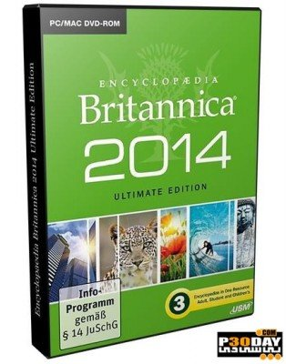 دانلود دانشنامه Encyclopaedia Britannica 2014 Ultimate