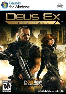 دانلود بازی Deus Ex The Fall برای PC