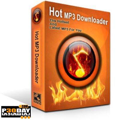 Hot MP3 Downloader 3.5.9.6 – جستجو و دانلود آهنگ