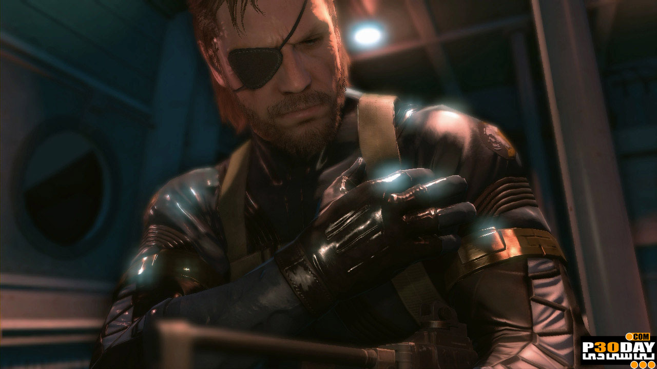 Metal Gear Solid V Ground Zeroes For PC