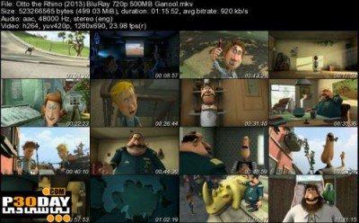 Otto the Rhino screenshots