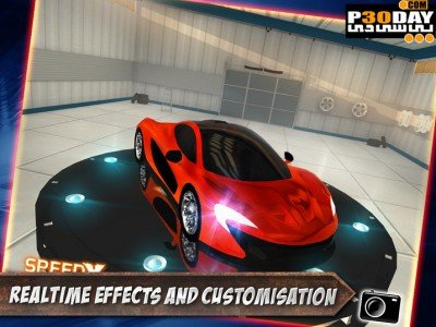 Speed X Extreme 3D Car Racing 2