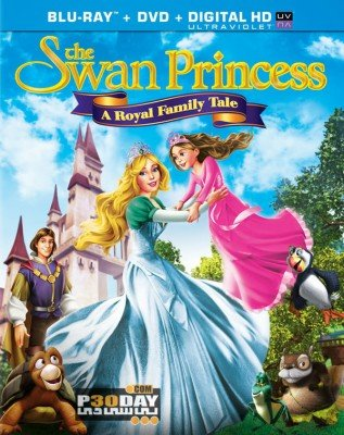 دانلود انیمیشن The Swan Princess A Royal Family Tale 2014