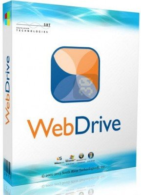 دانلود WebDrive Enterprise 2019 Build 5342 – مدیریت پروتکل FTP