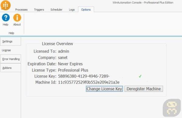 دانلود WinAutomation Pro v9.2.0.5740 - اجرای دستورات خودکار