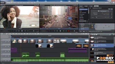 دانلود MAGIX Video Pro X12 v18.0.1.82 - ویرایش ویدیوها در کامپیوتر