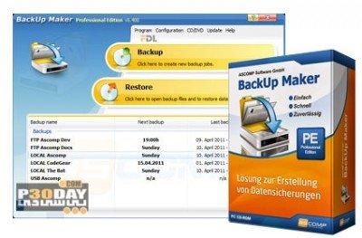 دانلود BackUp Maker Professional 7.305 – تهیه نسخه پشتیبان