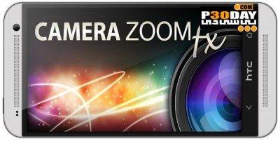 نرم افزار عکسبرداری حرفه ای Camera ZOOM FX v5.0.8 اندروید
