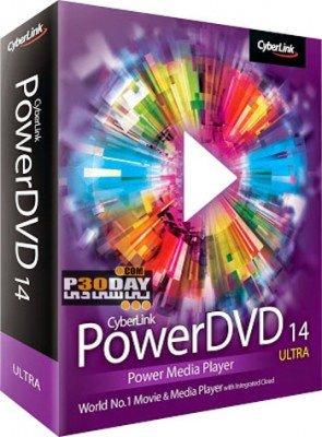 نرم افزار پخش کننده حرفه ای CyberLink PowerDVD Ultra v14.0.3917.58